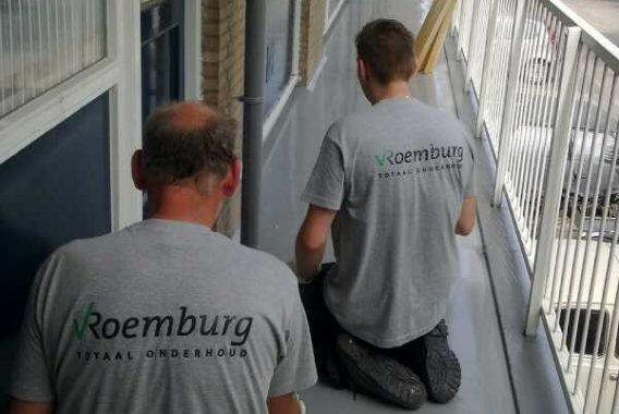 Werken bij Van Roemburg Totaal Onderhoud