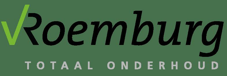 Transparant logo Van Roemburg Totaal Onderhoud
